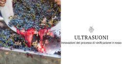 Innovazioni del processo di vinificazione delle uve rosse con la tecnologia degli ultrasuoni