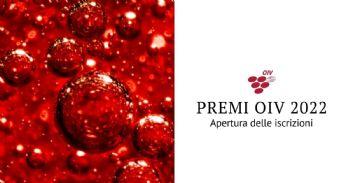 Premi dell'OIV 2022: apertura delle iscrizioni