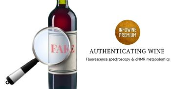 Authenticating the geographical origin of wine using fluorescence spectroscopy and machine learning and qNMR metabolomics as a tool for wine authenticity