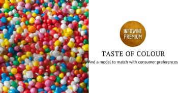 The taste of color and a model to match wine characteristics with consumer preferences