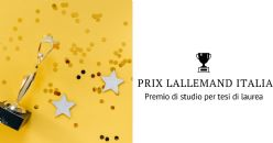 """Premio di studio per tesi di laurea """"Prix Lallemand Oenology Italia"""" – 9° edizione"""