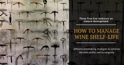 How to better manage your wine shelf-life
