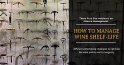 Cómo gestionar mejor la vida útil del vino
