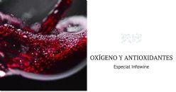 Oxígeno y antioxidantes