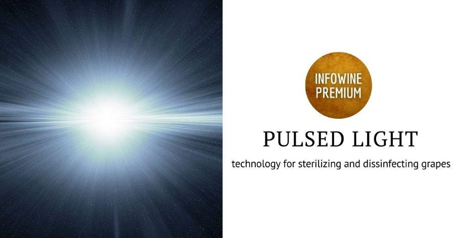 Pulsed light