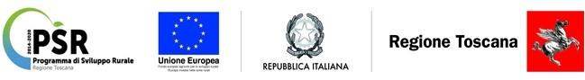 loghi Programma di Sviluppo Rurale, UE, RI, RT