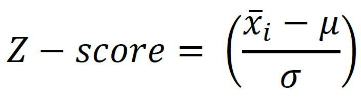 fórmula (ISO/IEC 17043:2010)