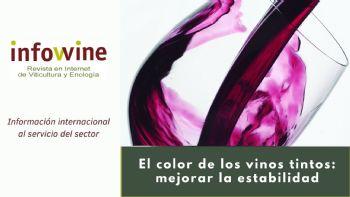 Elk color de los vinos